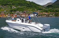 Ranieri Sundeck Shadow 20 – license required  /150 HP – 8 adults
