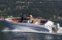 Ranieri Open Line Voyager 24 – license required /200 HP – 9 adults