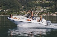 Ranieri Open Line Voyager 19S – no license  /40 HP – 7 adults