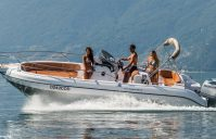 Ranieri Open Line Voyager 26s – license required /250 HP – 10 adults