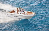 Ranieri Open Line Voyager 23 S – LICENSE REQUIRED /225 HP – 9 adults