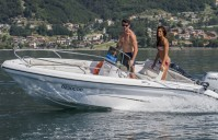 Ranieri Open Line Voyager 17 – no license  /40 HP – 5 adults