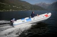 Rubberboot Work – geen vaarbewijs – 40 PK – 8 personen